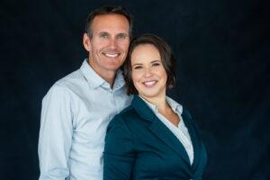 Tina and Michael LeBlanc